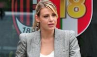 Barbara Berlusconi a Milanello ''Un clima così mancava da tempo''