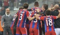 Bayern all'ultimo respiro  Barça ok, Mourinho stecca