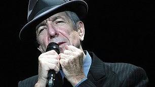 """Leonard Cohen: """"Canto  le paure di tutti"""""""