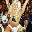 Lady Gaga: show all'aeroporto di Atene