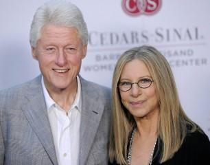 Barbra Streisand, Hillary Clinton for President