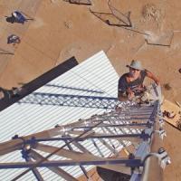 Germania, torre record in Brasile per salvare la foresta amazzonica