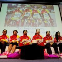 Ciclismo, il caso delle divise ''nude look'': le colombiane contro la federazione