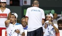 Coppa Davis, Italia  con il Kazakistan