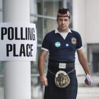 Scozia, urne chiuse: notte d'attesa per il verdetto sull'indipendenza