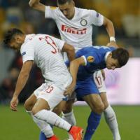Dnipro-Inter, il film della partita