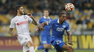 Europa League, si comincia in diretta  Dnipro-Inter 0-0    in diretta  Bruges-Torino 0-0