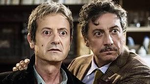 """La strana coppia di Ciprì """"Il mio film d'altri tempi"""""""
