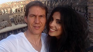 Garcia e Francesca, dopo il flirt  l'amore non ha più segreti