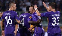 Fiorentina ritrova i gol   foto     Montella : ''Spirito giusto''