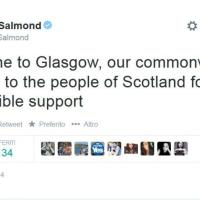 Referendum in Scozia, a Glasgow vince il sì