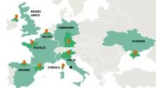 Dopo la Scozia, ecco gli altri secessionisti d'Europa