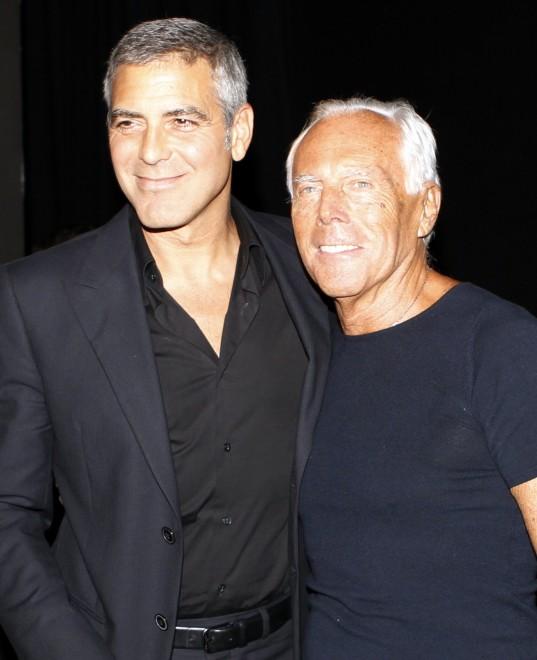 George Clooney ha scelto l'abito. E il suocero paga il banchetto