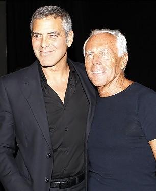 Clooney, il sì ha il look di Armani. Ma il banchetto lo paga il suocero