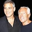 Abiti per un matrimonio Armani vestirà Clooney