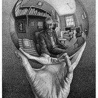 Tra geometria e trompe-l'oeil. Roma riscopre il genio Escher