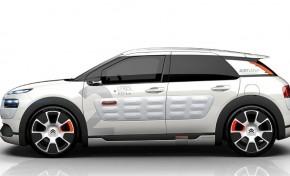 Concept car Citroën C4 Cactus Airflow 2L al Salone di Parigi