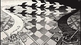 Tra matematica e trompe-l'œil Roma riscopre il genio di Escher
