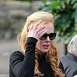 Kidman, lacrime per il papà  ai funerali Russell Crowe