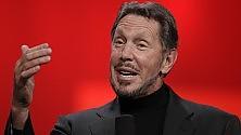 """Oracle, lascia a sorpresa  il fondatore e ceo """"storico"""" Larry Ellison"""