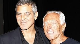 Nozze Clooney, lo veste Armani Venezia: il conto lo paga il suocero