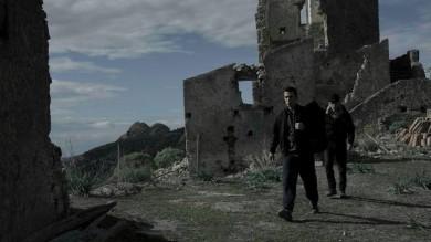 "Munzi: ""Africo, c'è cinema e vita oltre la 'ndrangheta""   foto -     backstage"