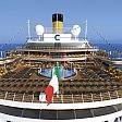 Svelata Costa Diadema la nuova ammiraglia