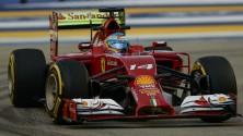 Alonso vola con la Ferrari E' davanti alle Mercedes  nelle prime libere