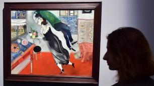 Il colore e il mistero di Chagall a Milano retrospettiva show   ft