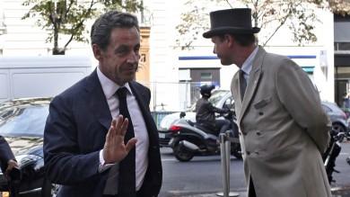 Francia, Sarkozy torna in politica