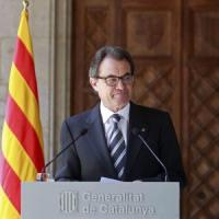 Spagna, via libera del Parlamento catalano per referendum sulla secessione