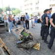 Operaio edile disoccupato  si dà fuoco a Catania: grave La famiglia: istigato dai vigili