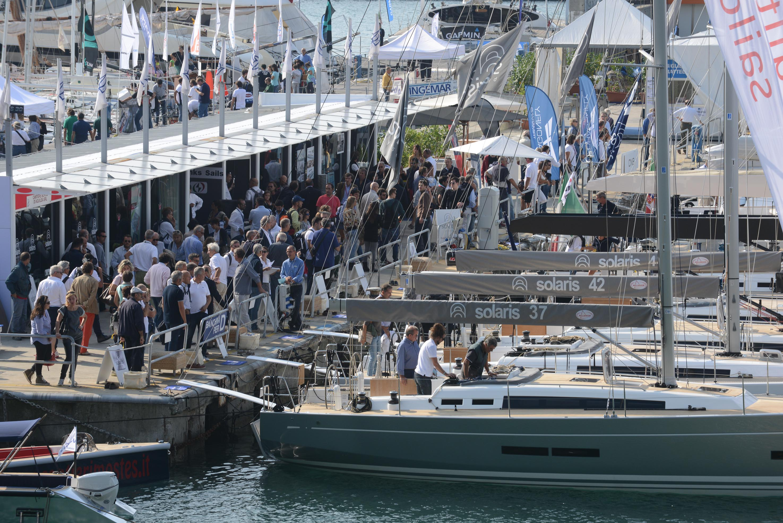 Salone di genova come sar for Novita nautica 2017