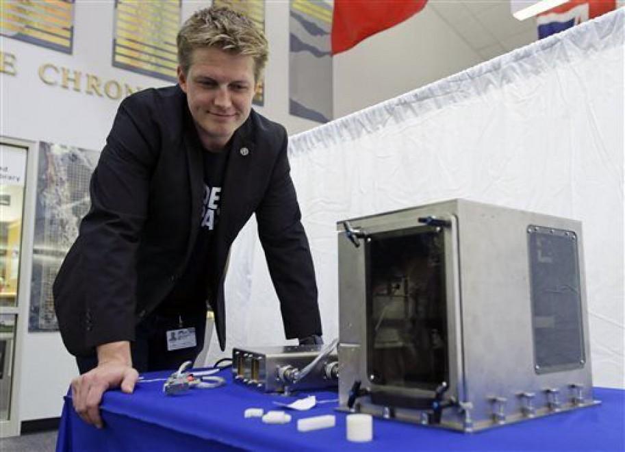 Iss, la Nasa invia nello Spazio una stampante 3D: servirà a creare ricambi