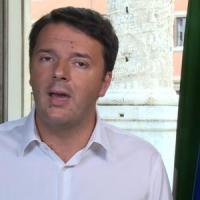 """Lavoro, Renzi a iscritti Pd: """"Non tornare a scontri ideologici"""". Cgil replica a premier:..."""