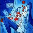 Brindisi con i fumetti sulla strada del vino