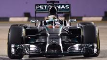 Sempre Mercedes, pole  di Hamilton poi Rosberg Alonso illude ma è quinto