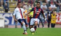Il Vicenza ferma il Perugia Crollo Bologna, salgono Bari e Avellino