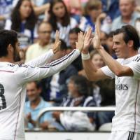 Spagna: Real Madrid da record, 8-2 al Deportivo