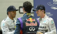 Pole Hamilton su Rosberg Alonso 5°: ''Podio vicino''