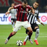 Milan-Juventus, il film della partita