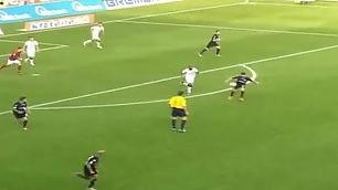 Stoppelkamp da record gol da oltre 80 metri