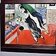 Il colore e il mistero di Chagall A Milano la mostra show   foto