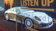 Porsche in bella mostra  a New York è show