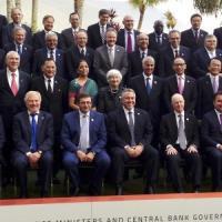 """G20: """"Infrastrutture per la crescita e rischio deflazione"""". I falchi Ue bacchettano..."""