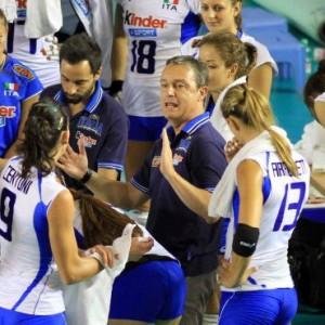 """Volley, Mondiali; Bonitta sceglie le azzurre, resta fuori la Fiorin: """"Vogliamo arrivare a Milano"""""""