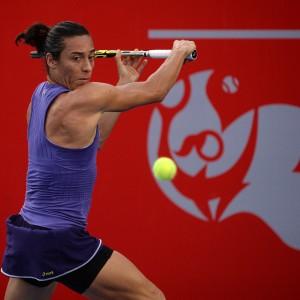 Ultime Notizie: Tennis, Schiavone e Giorgi fuori in Cina. Azarenka, arrivederci al 2015