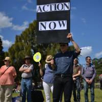 In piazza in tutto il mondo contro il cambiamento del clima