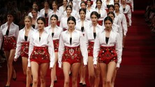 """Dolce&Gabbana: """"essere sexy è una forma di ribellione intelligente"""""""