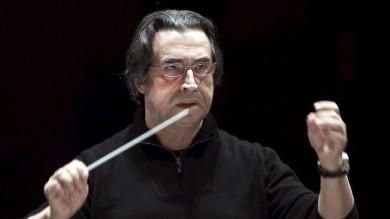 """Opera di Roma, il rifiuto di Muti """"Non dirigerò Aida e Nozze di Figaro"""""""